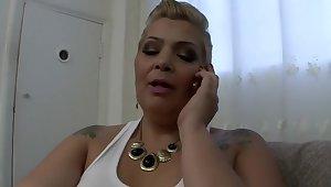 Brazilian BBW Feet: Nicoles First Domination