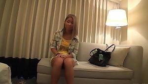 Crude AV assume shooting 918 Mana 19-year-old hostess